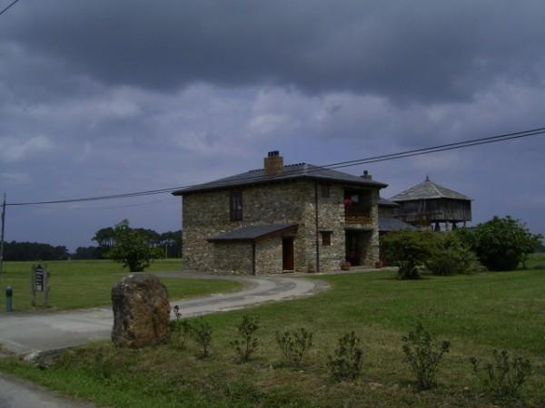 casa rural en castropol