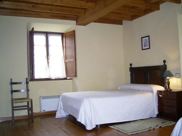 habitacion matrimonial casa rural