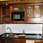 cocina equipada casa rural