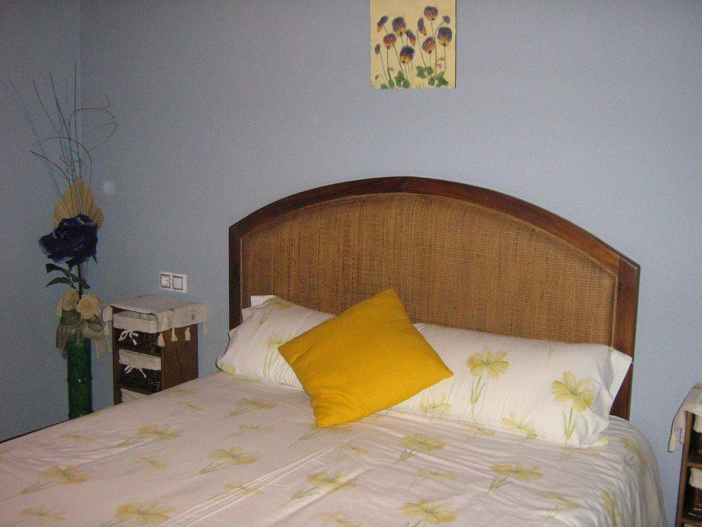 cama matrimonial casa rural