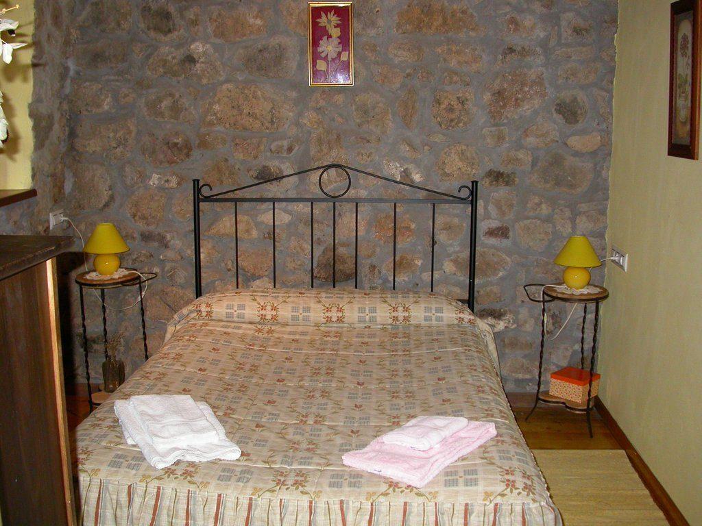 habitacion casa rustica