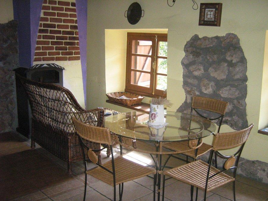 comedor casa rural