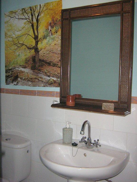 baño privado casa rural