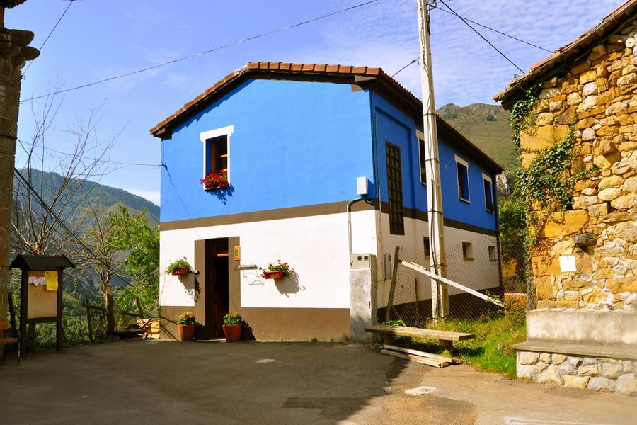 """Casa rural """"Aguas del Parque"""" Ponga"""