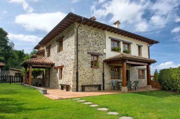 Apartamentos rurales Llugarón