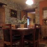 comedor casa de piedra asturias