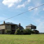 casa de aldea con horreo
