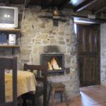 maison en pierre rurale