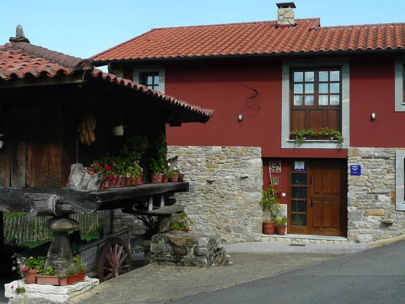 Casa La Cuesta Asturias