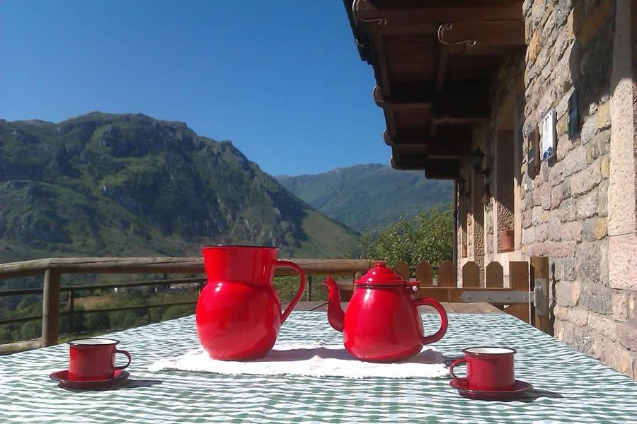 colazione rurale asturie