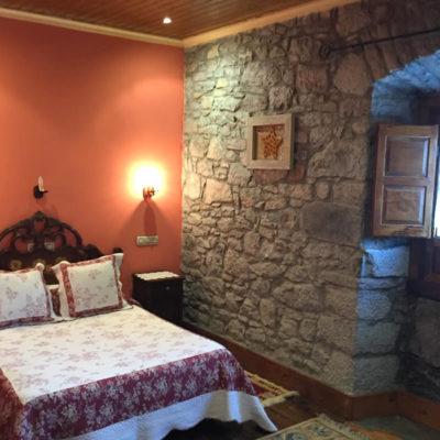 casa rural de piedra en asturias