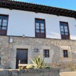 traditionelles asturisches Dorfhaus