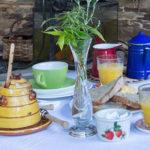 desayuno incluido casa rural