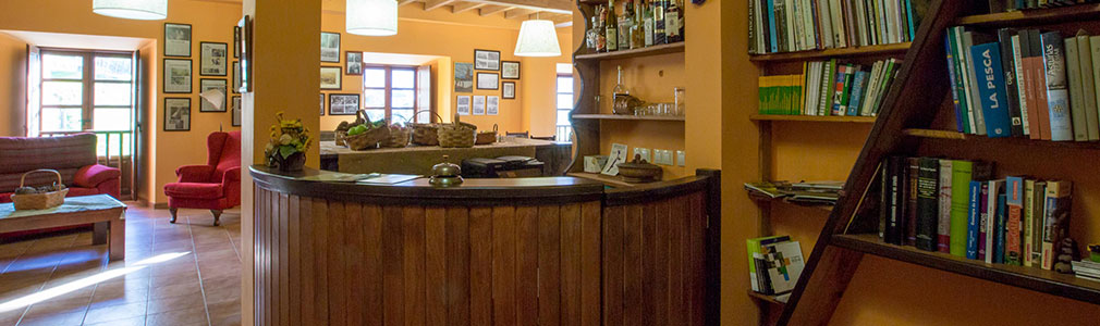 recepcion casa rural asturias