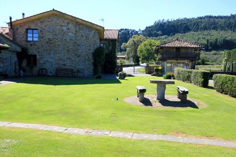 la llosa casa rural asturias